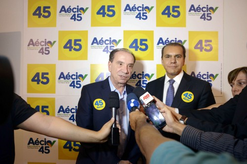 Aloysio Nunes: há convergências entre Aécio e Marina